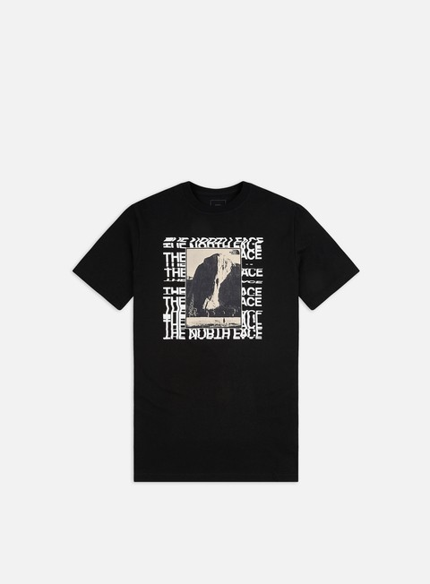 Short Sleeve T-shirts The North Face Warped Graphic T-shirt