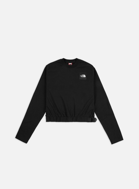 T-shirt a Manica Lunga The North Face WMNS Black Box LS Top