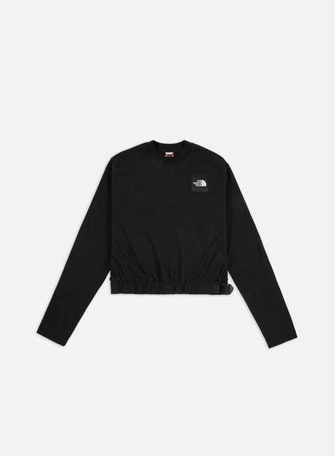 Long Sleeve T-shirts The North Face WMNS Black Box LS Top
