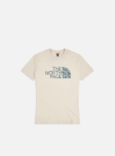 Short Sleeve T-shirts The North Face WMNS Easy T-shirt