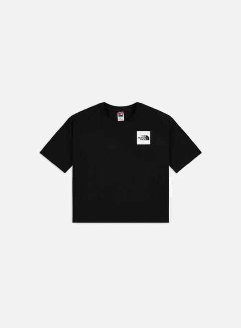 The North Face WMNS Fine Cropped T-shirt