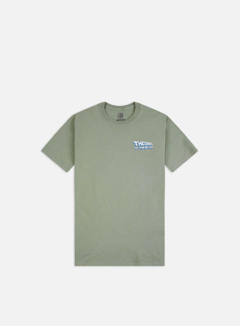 T-shirt a Manica Corta Theories Of Atlantis Beyond T-shirt