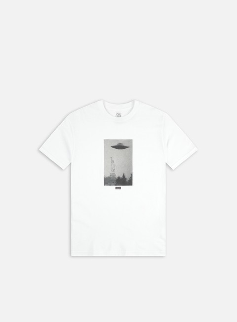 Short sleeve T-shirts Theories Of Atlantis New York Harbor Heavy Duty T-shirt