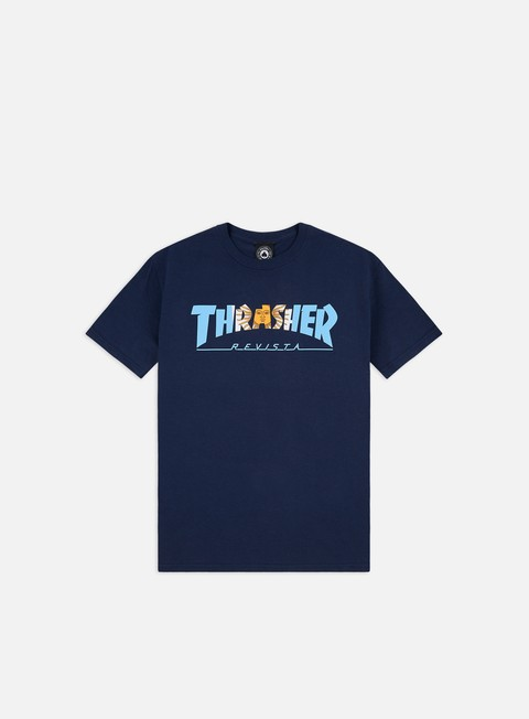 Short Sleeve T-shirts Thrasher Argentina T-shirt
