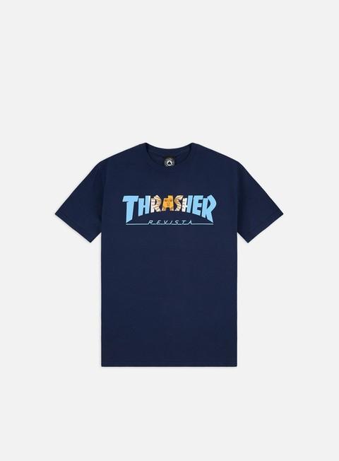 Outlet e Saldi T-shirt a Manica Corta Thrasher Argentina T-shirt