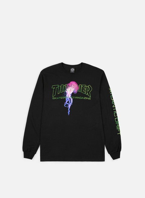 T-shirt a manica lunga Thrasher Atlantic Drift LS T-shirt