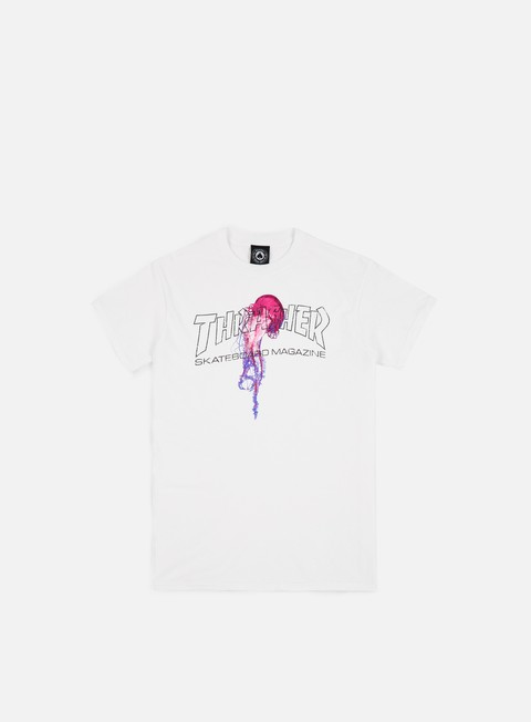 t shirt thrasher atlantic drift t shirt white