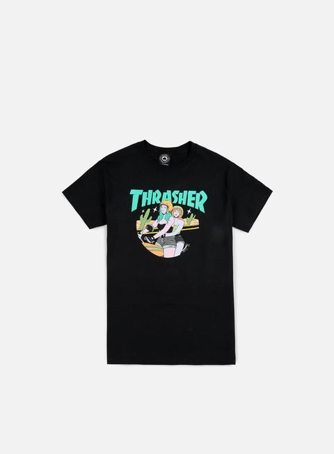 T-shirt a manica corta Thrasher Babes T-shirt