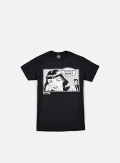 Thrasher - Boyfriend T-shirt, Black 1