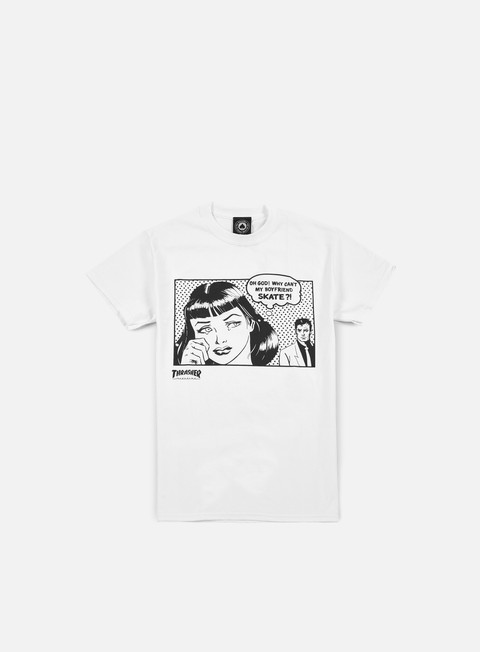 Sale Outlet Short sleeve T-shirts Thrasher Boyfriend T-shirt