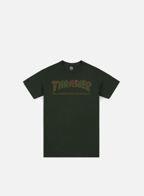 Sale Outlet Short sleeve T-shirts Thrasher Davis T-shirt