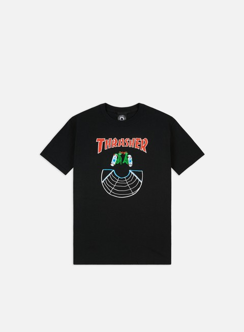 Short Sleeve T-shirts Thrasher Doubles T-shirt