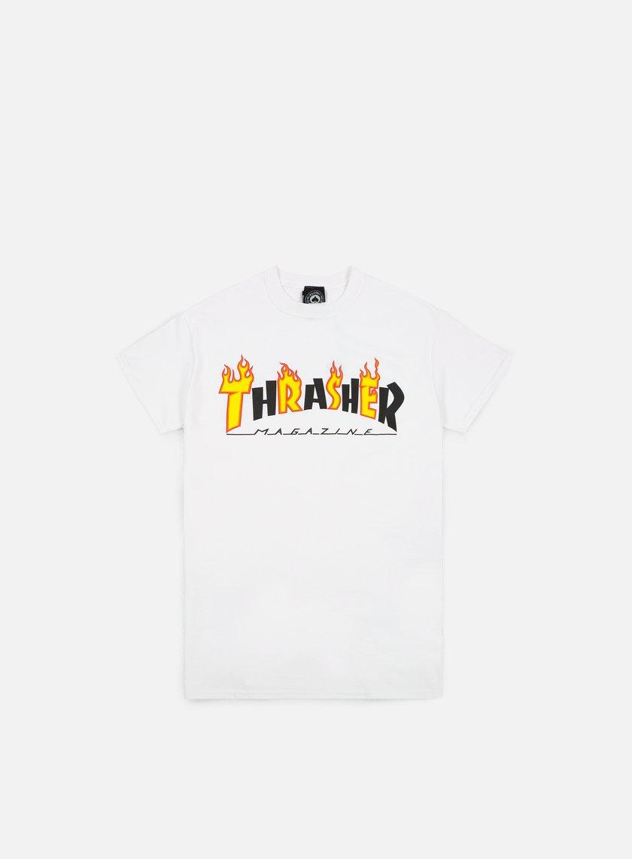 Thrasher Flame Mag T-shirt