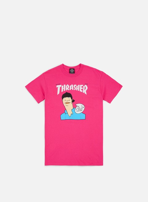 Sale Outlet Short sleeve T-shirts Thrasher Gonz Cover T-shirt