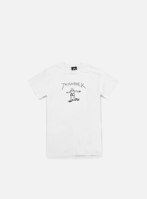 Short Sleeve T-shirts Thrasher Gonz T-shirt