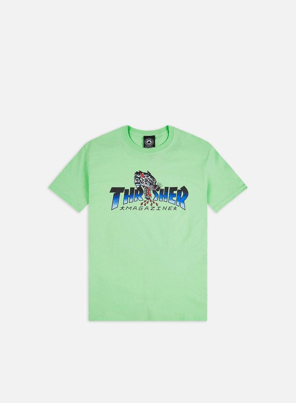 Thrasher Leopard Mag T-shirt