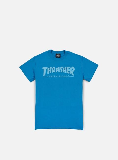 t shirt thrasher magazine logo t shirt sapphire