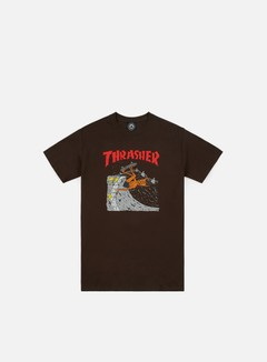 Thrasher Neckface Invert T-shirt