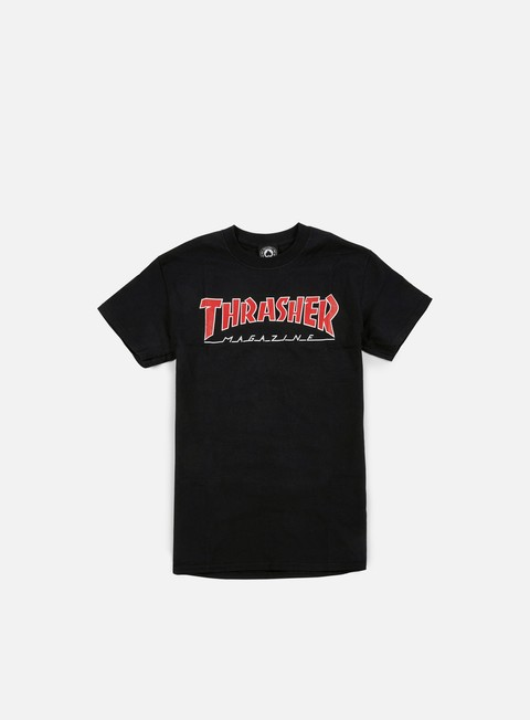 T-shirt a manica corta Thrasher Outlined T-shirt