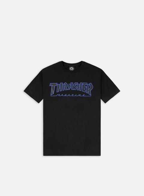 Outlet e Saldi T-shirt a manica corta Thrasher Outlined T-shirt