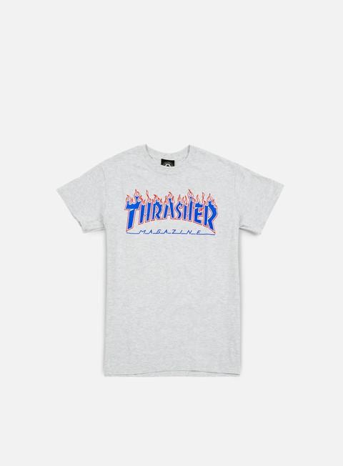 T-shirt a manica corta Thrasher Patriot Flame T-shirt