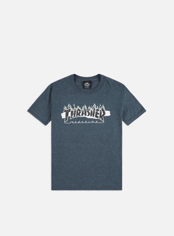 Thrasher Ripped T-shirt