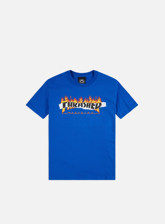6603cba41a THRASHER Ripped T-shirt € 39 Short Sleeve T-shirts | Graffitishop