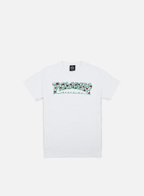 T-shirt a manica corta Thrasher Roses T-shirt