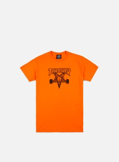 Thrasher - Skate Goat T-shirt, Safety Orange