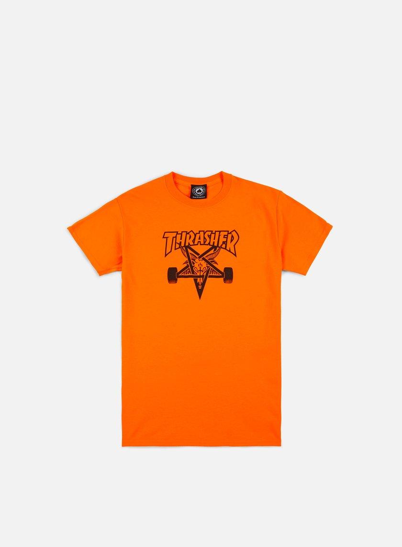 Thrasher - Skate Goat T-shirt, Safety Orange