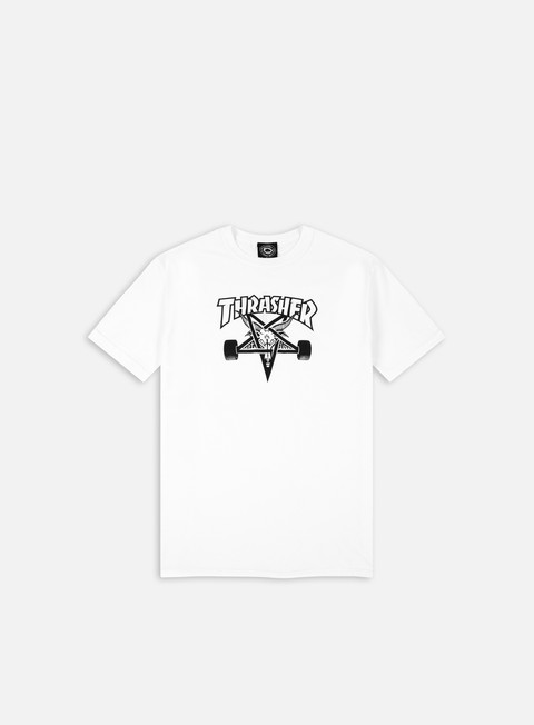 t shirt thrasher skate goat t shirt white