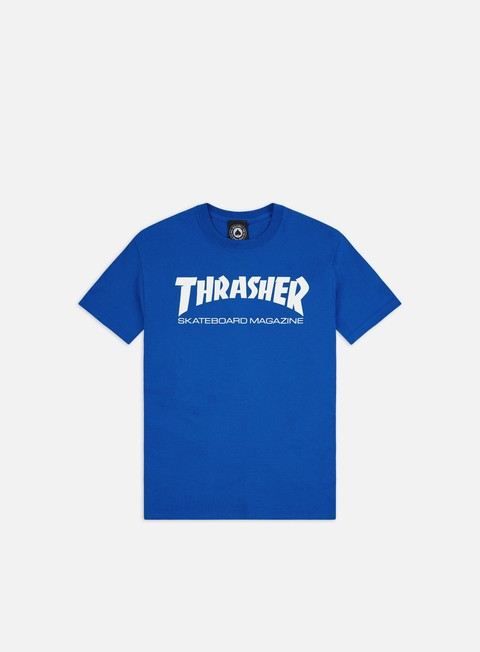 Short Sleeve T-shirts Thrasher Skate Mag T-shirt