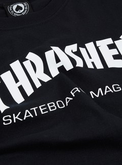 Thrasher - Skatemag T-shirt, Black/White 2
