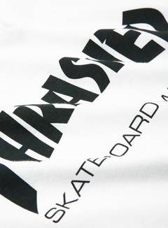 Thrasher - Skatemag T-shirt, White/Black 2