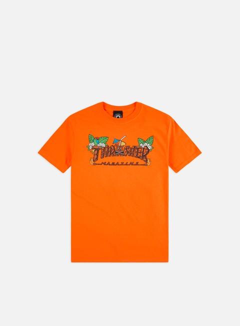 Short Sleeve T-shirts Thrasher Tiki T-shirt