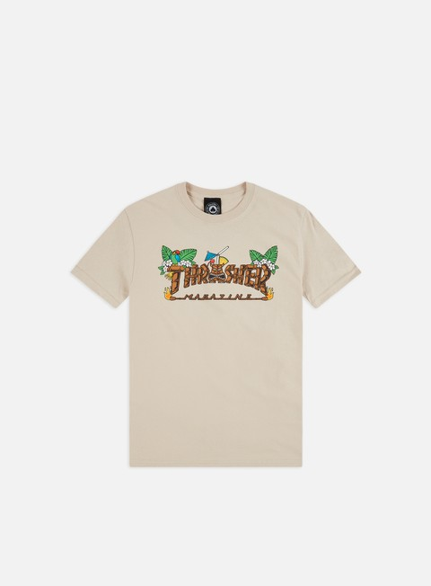Short Sleeve T-shirts Thrasher Tiki T-shirt