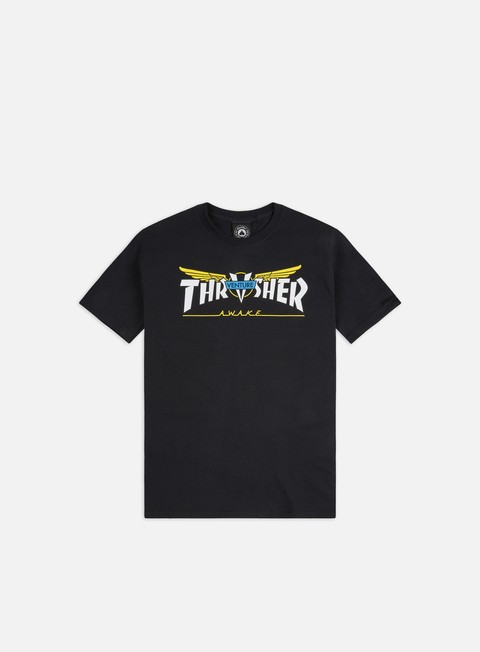 Short Sleeve T-shirts Thrasher Venture Collab T-shirt