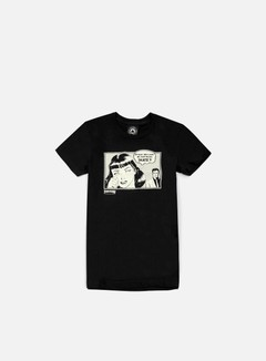 Thrasher - WMNS Boyfriend T-shirt, Black 1