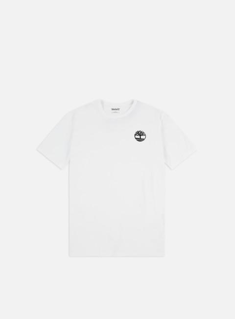 T-shirt a Manica Corta Timberland B-Logo Camo T-shirt