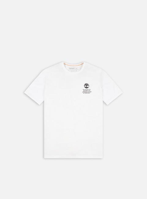 Short Sleeve T-shirts Timberland Back Boot T-shirt
