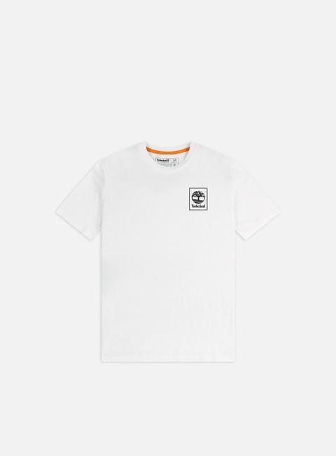 Short Sleeve T-shirts Timberland Back Logo Camo T-shirt