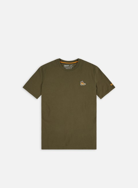 Short Sleeve T-shirts Timberland Boot T-shirt