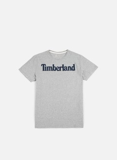 Timberland - Brand T-shirt, Medium Grey Heather