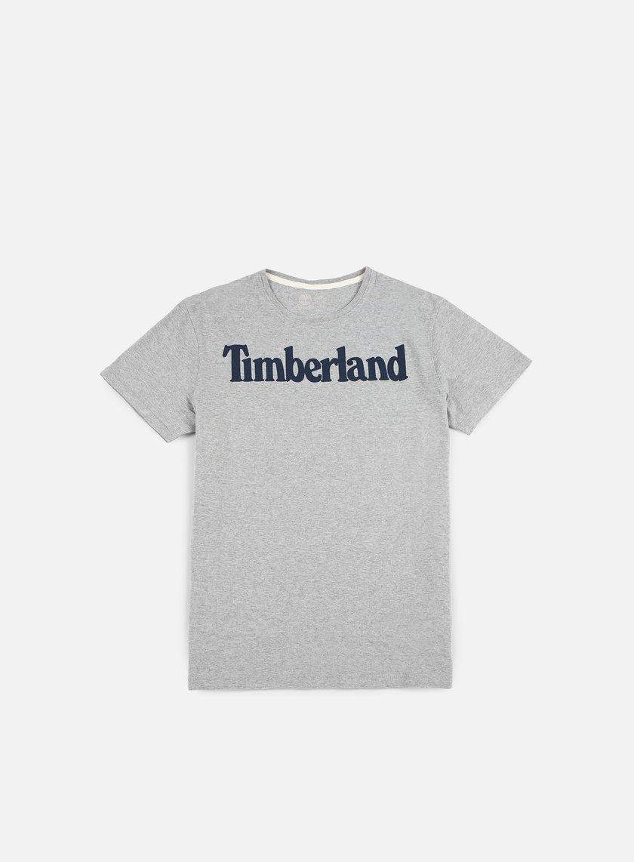 Timberland - Brand T-shirt, Medium Grey Heather