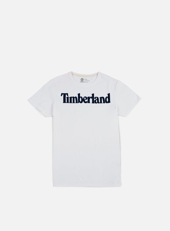 Timberland - Brand T-shirt, White