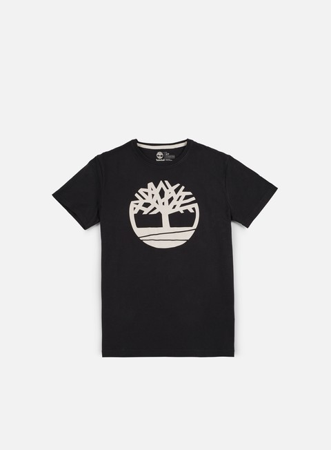 t shirt timberland brand tree t shirt black