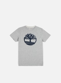 Timberland - Brand Tree T-shirt, Medium Grey Heather