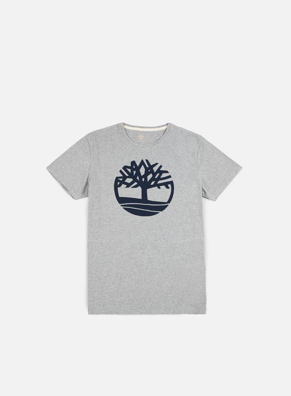 Timberland - Brand Tree T-shirt, Medium Grey Heather