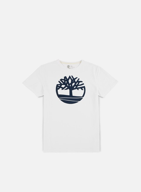 t shirt timberland brand tree t shirt white