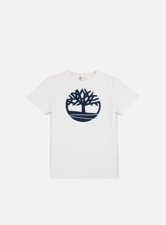 Timberland - Brand Tree T-shirt, White